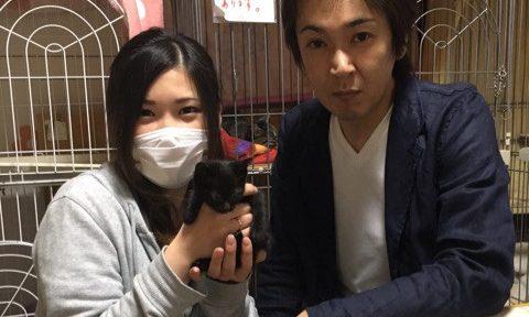 05月10日(水)  ミアちゃん